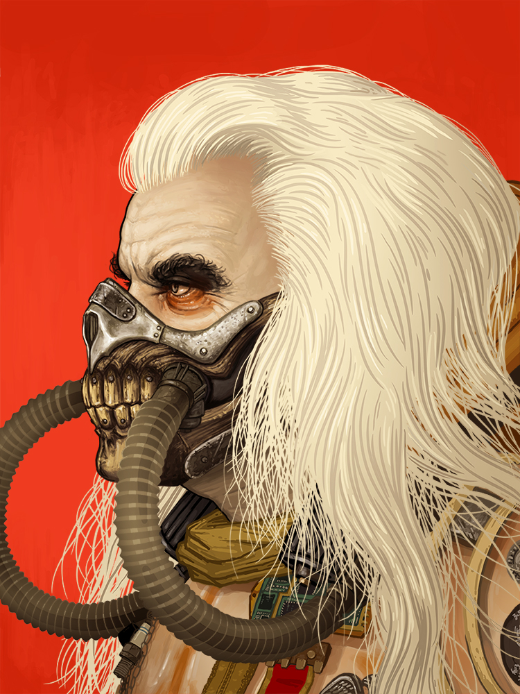 mitchell Immortan Joe