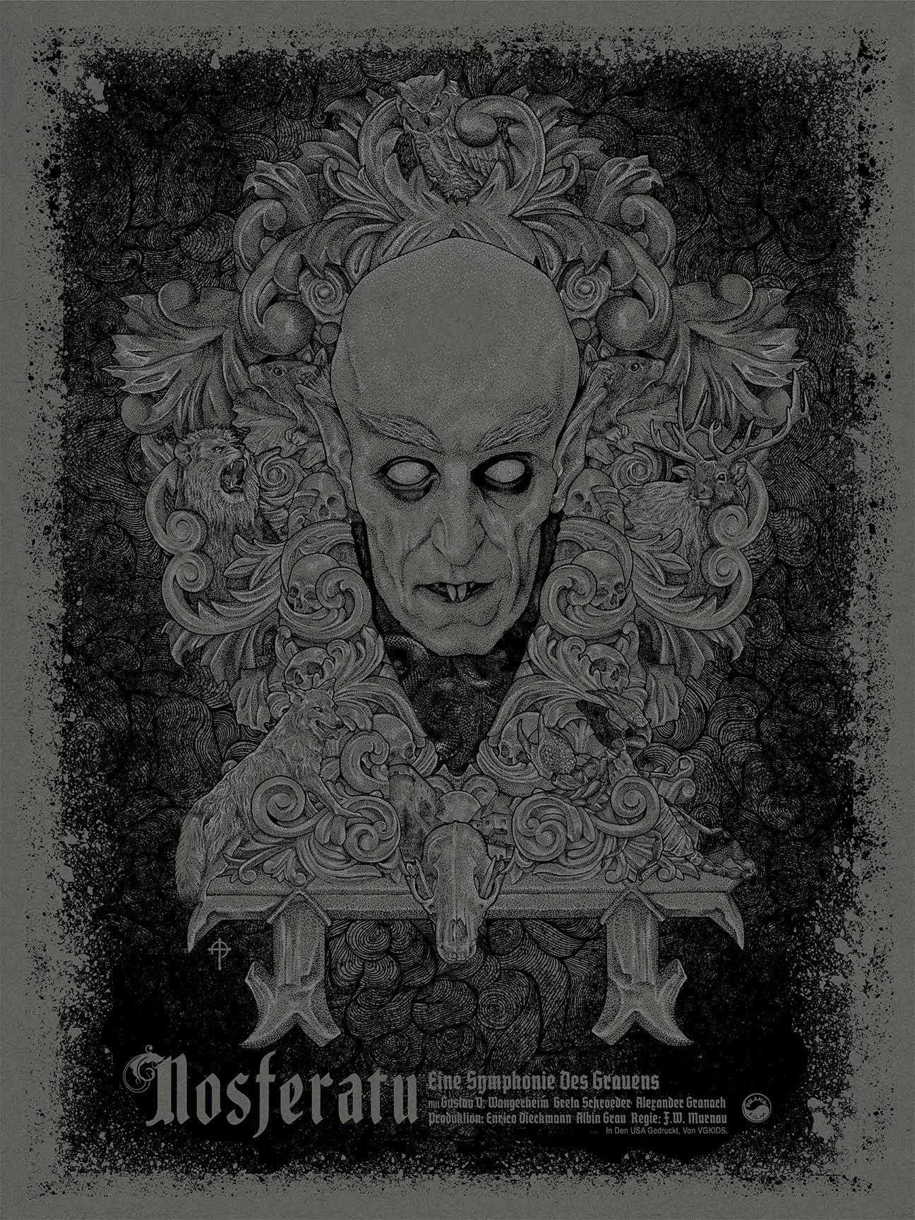 Pittides Nosferatu dusk