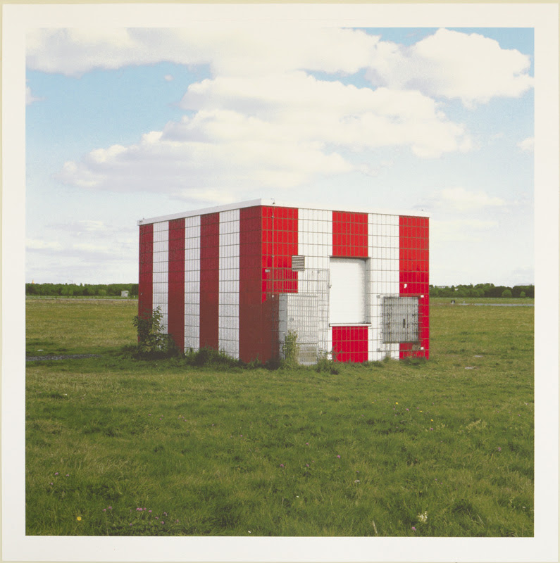 """Fort #4"" by Crosshair.  23-color Screenprint.  Ed of 75 S/N."