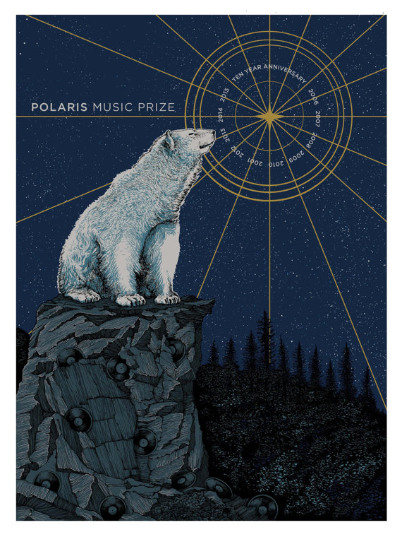 hamou Polaris Music Prize - 10th Anniversary