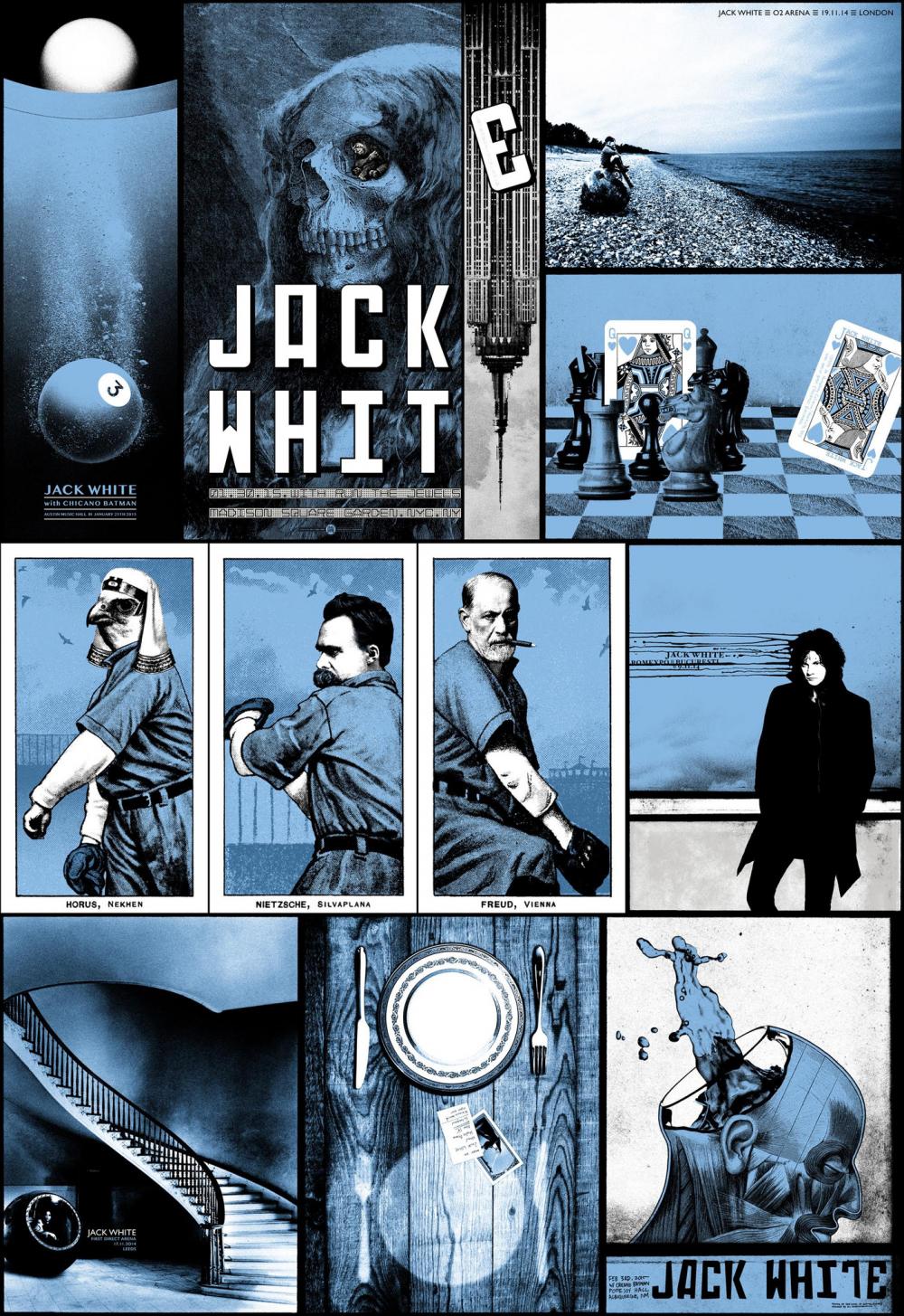 jones jack white