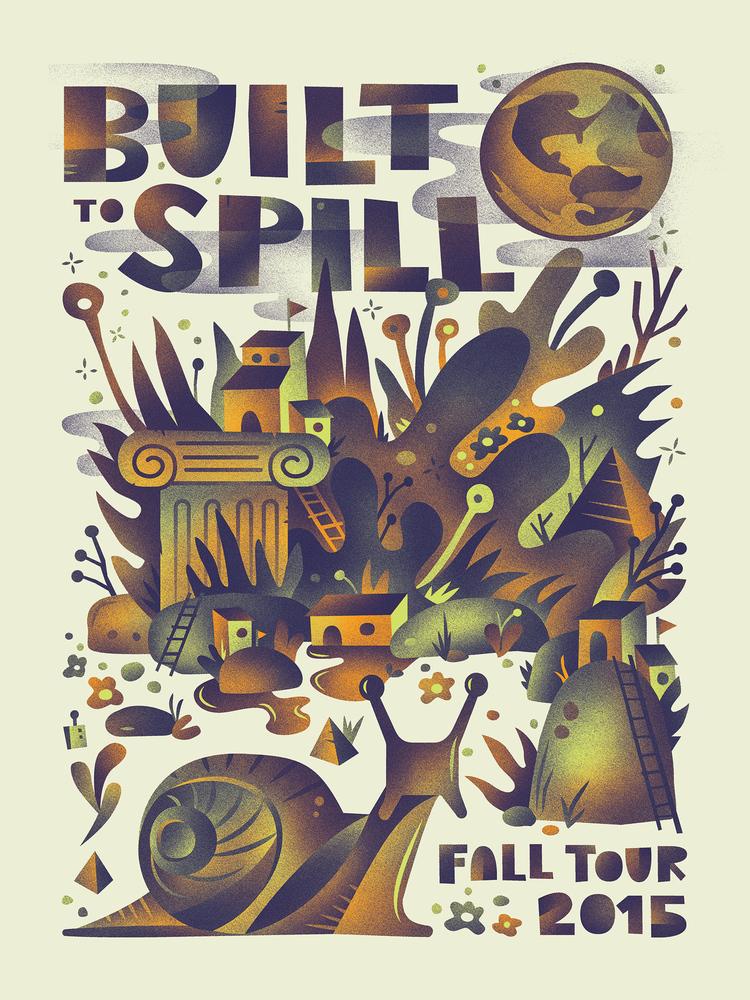 vandenburgh Built to Spill - Fall Tour 2015