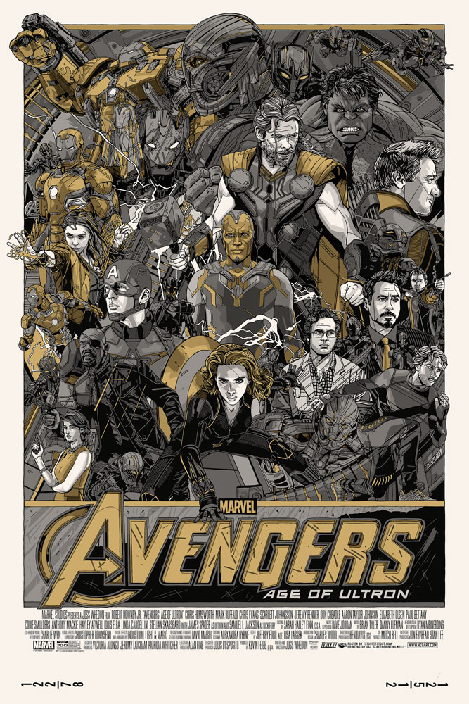 stout avengers age of ultron variant