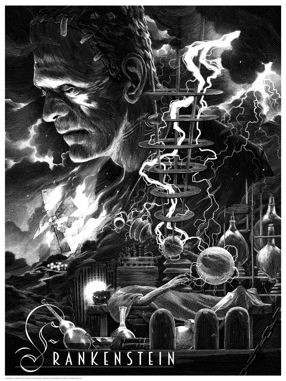 delort universal monsters 4