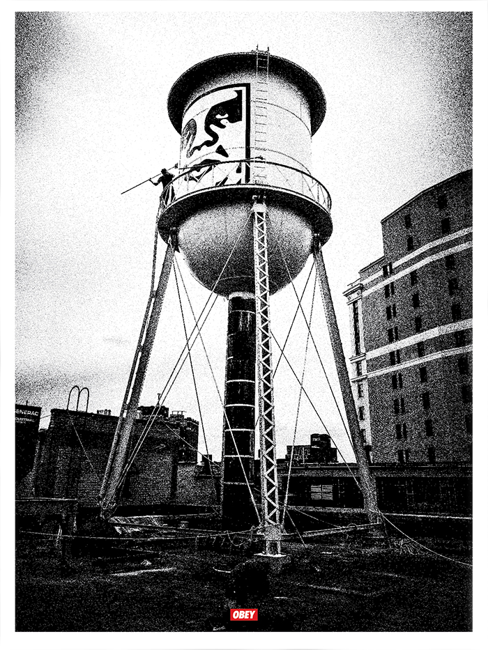 Furlong 2015  Water Tower Poster