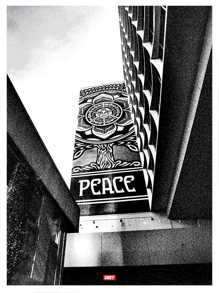 Furlong 2015  Peace Tree Poster