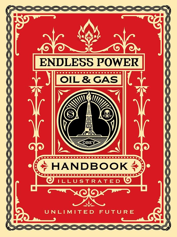 Endless Power Handbook 18x24