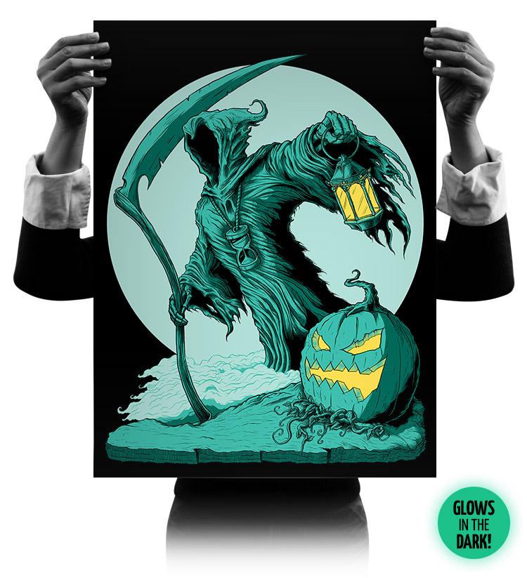 hcvi-the-reaper-print