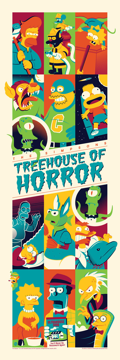 perillo treehouse of horror