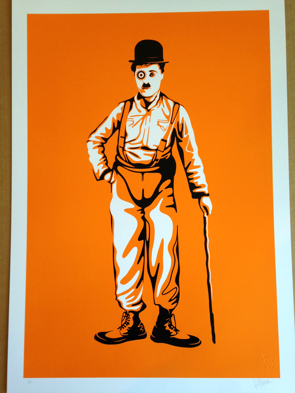 a clockwork orange posters rourke van dal clockwork charlie ""