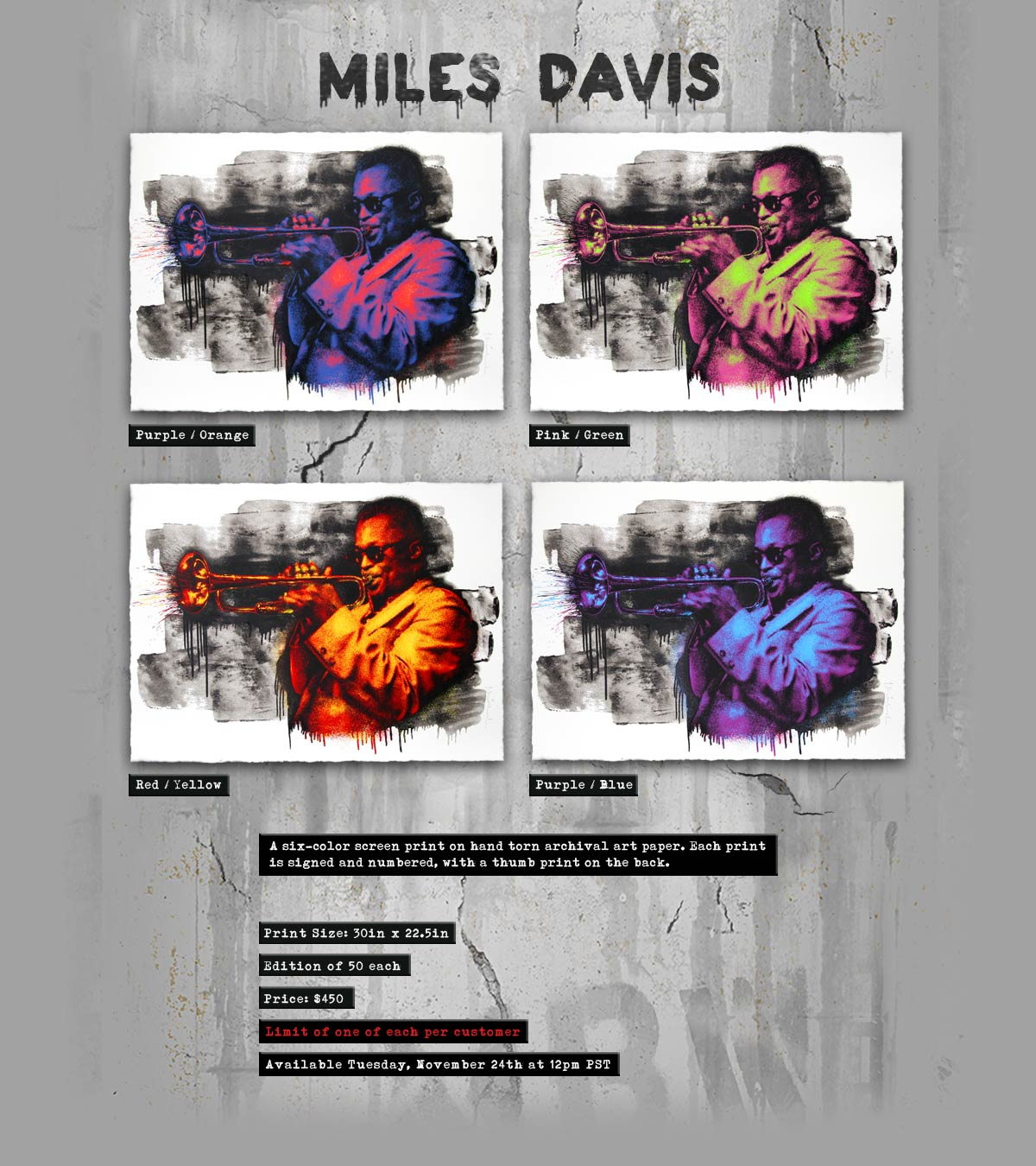 mr brainwash miles davis