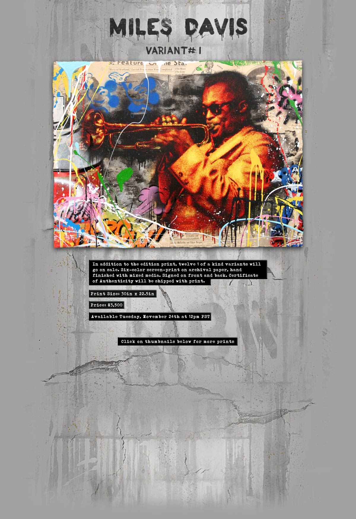 mr brainwash variant