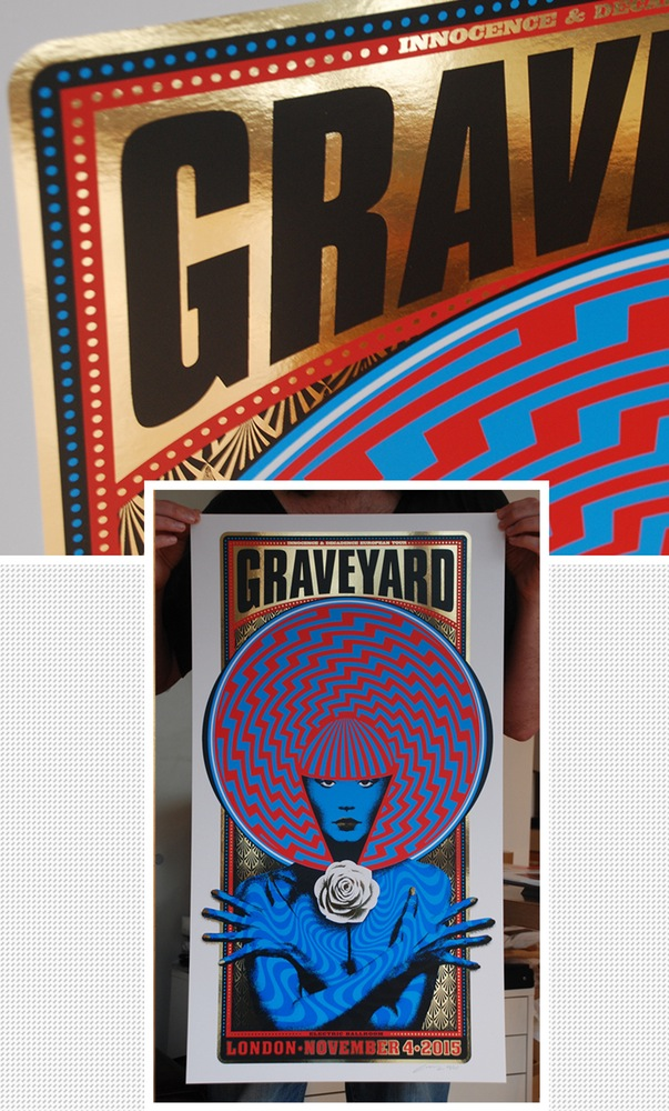 pobiak Graveyard - London 2015 2