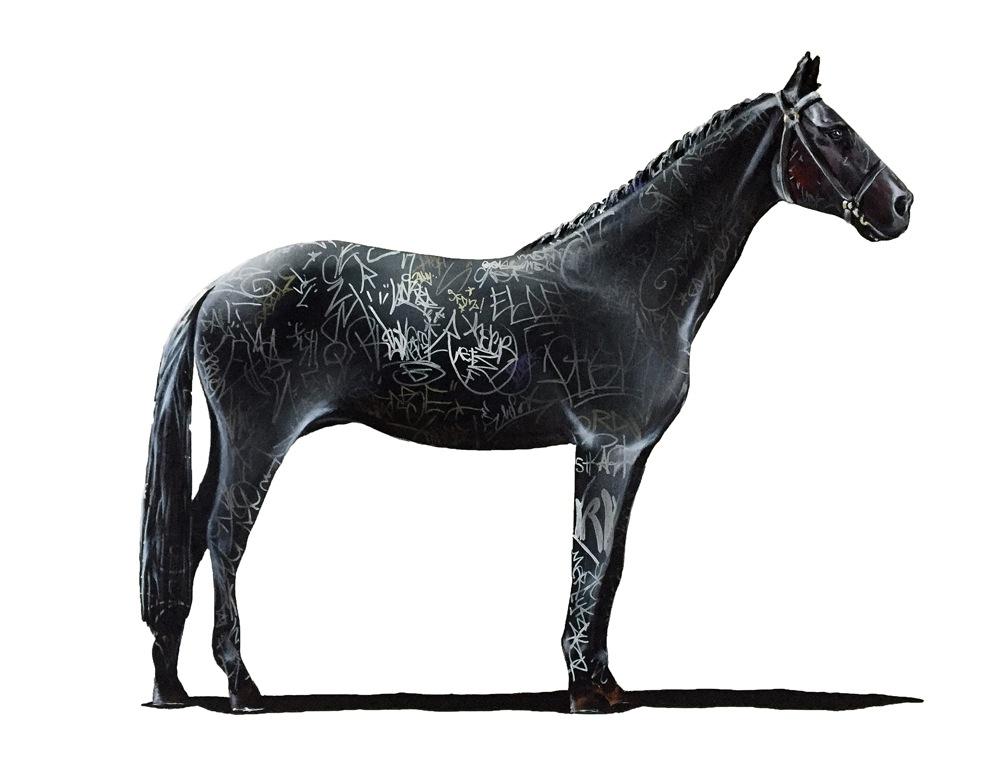 dahan graff equestrian i