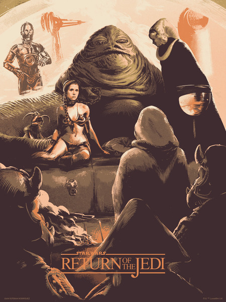 Rodriguez return of the jedi variant