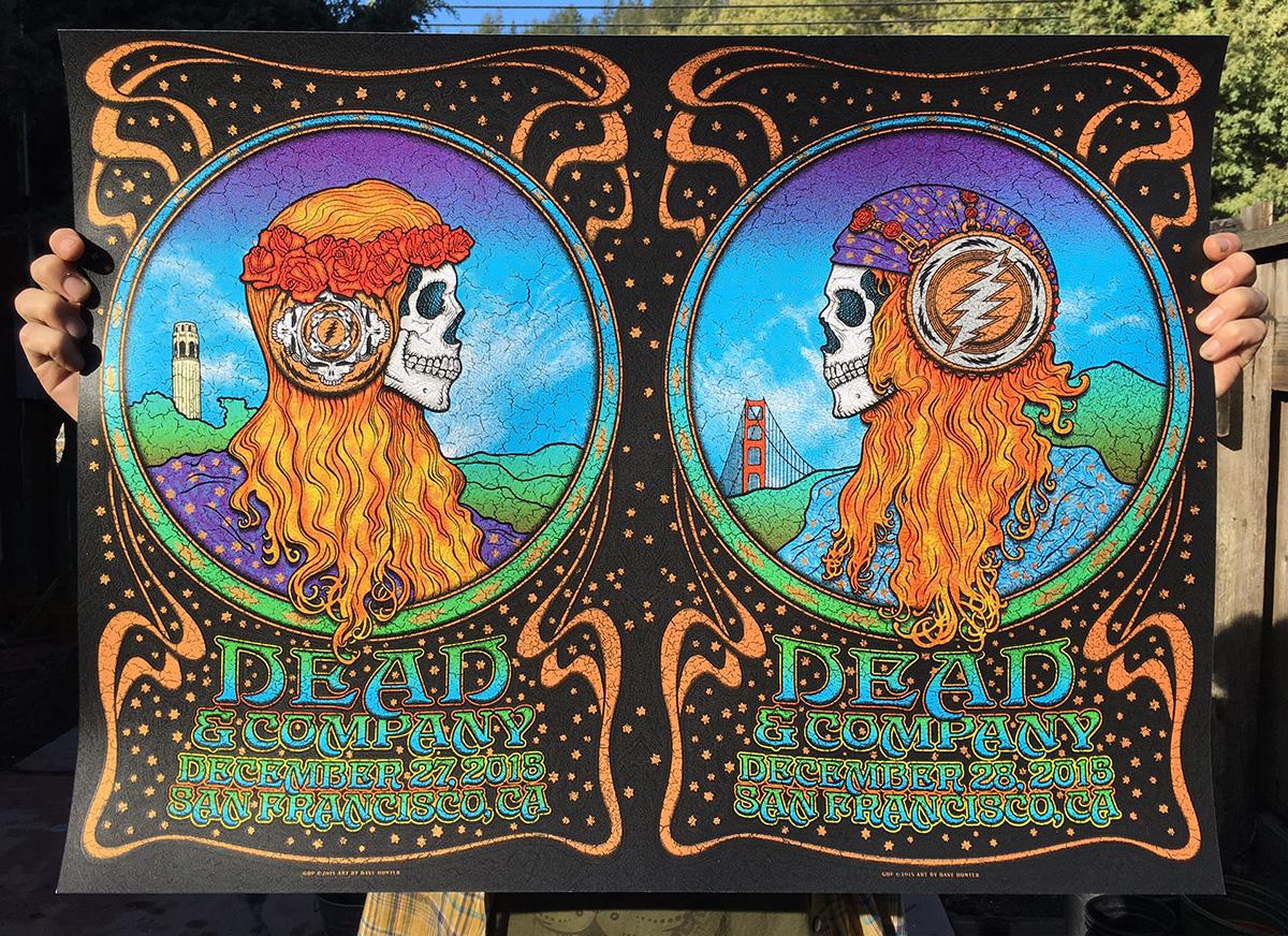 hunter Dead & Company - San Francisco, CA 2015