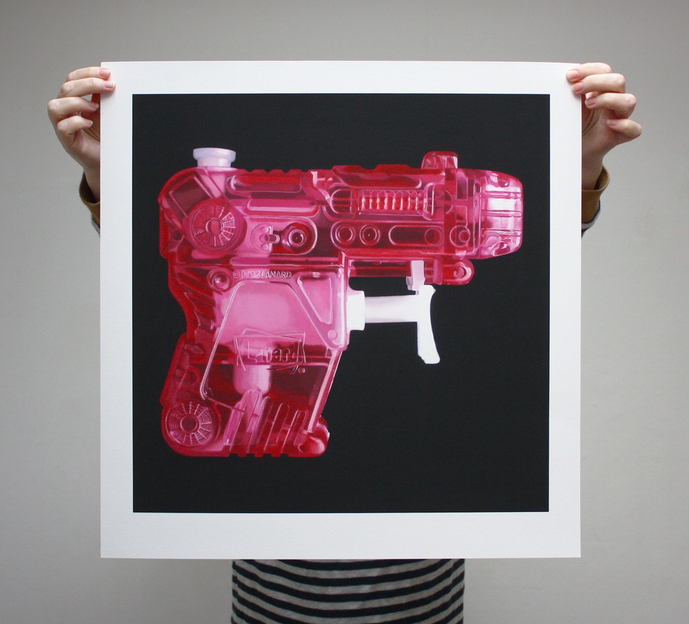 mulley Pink_Pistol