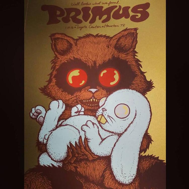 rogers Primus - Houston, TX 2016 gold