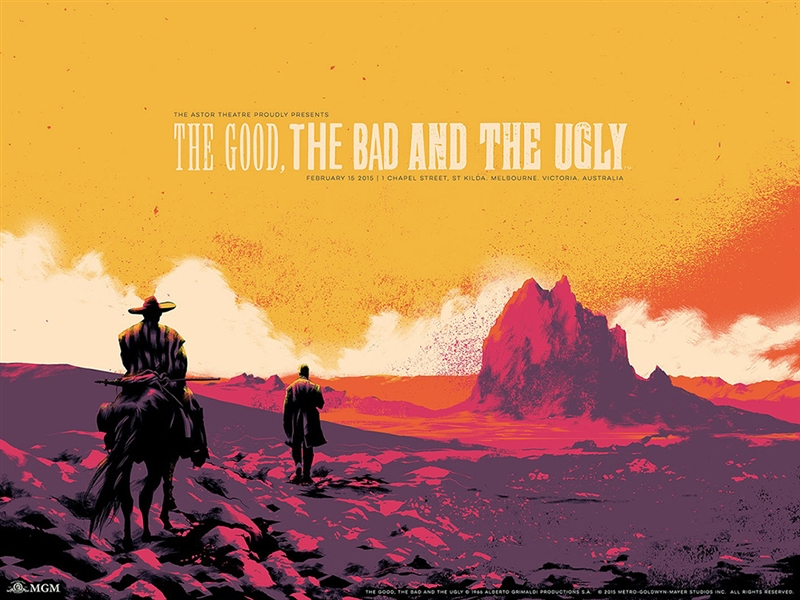 taylor The Good, The Bad & The Ugly