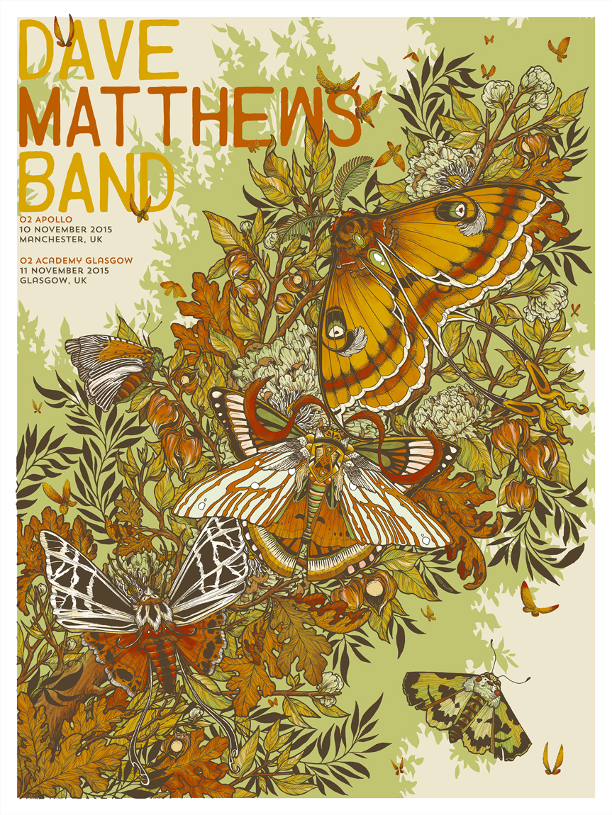 williams Dave Matthews Band - London 2015
