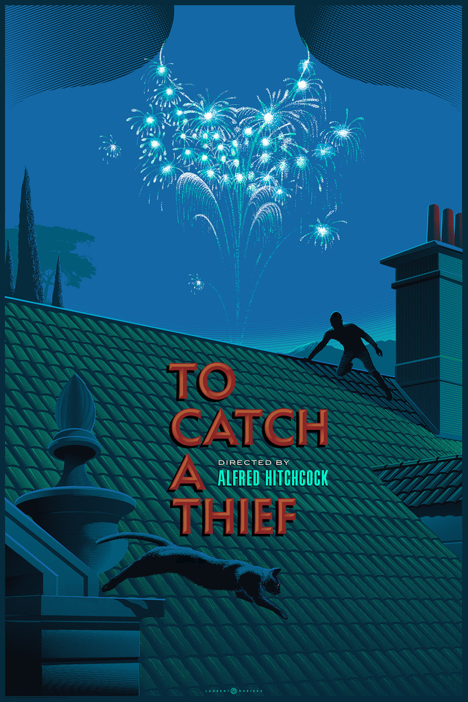 """To Catch a Thief"" by Laurent Durieux.  Standard"