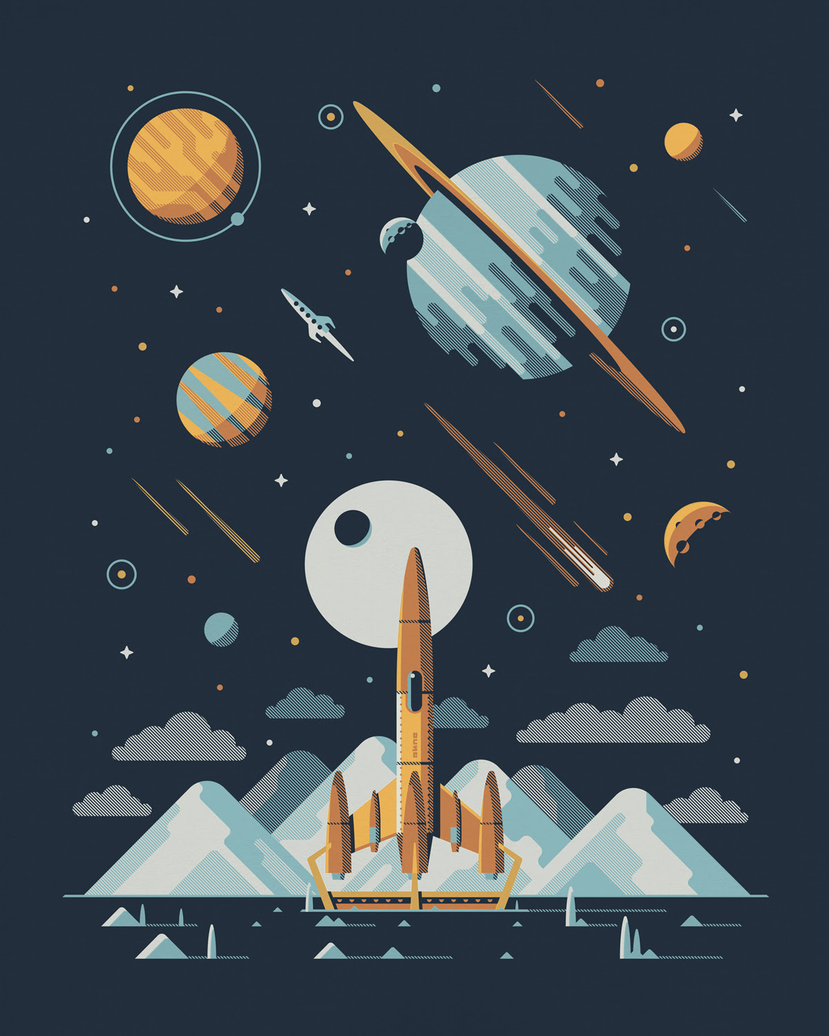 Orion 411posters for Design space adobe