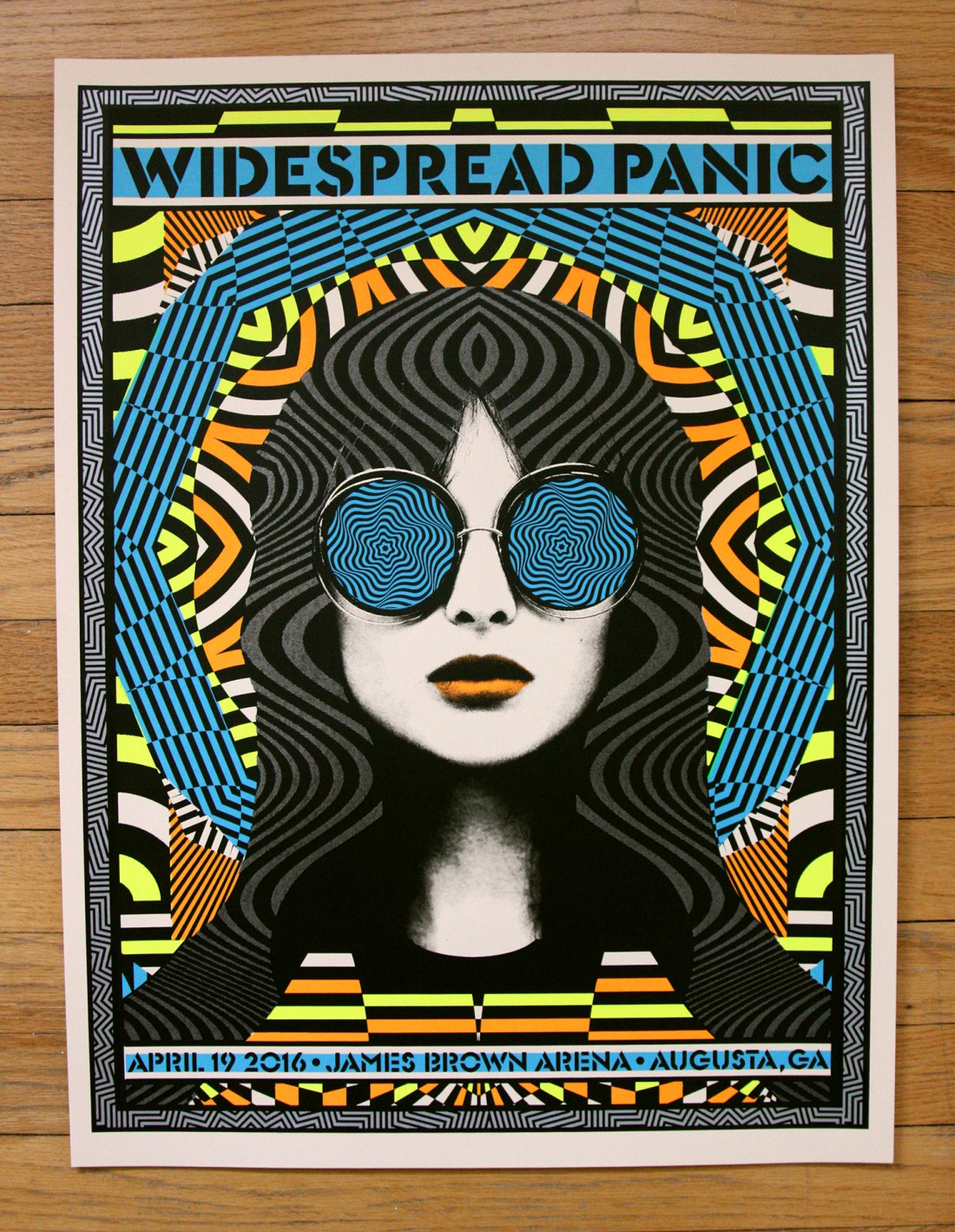 duval widespread panic august ga 2016