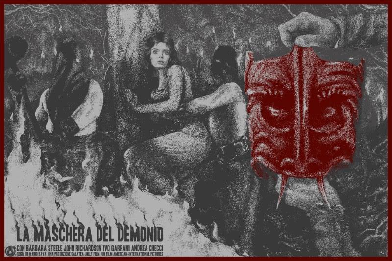 """Black Sunday"" by Xul1349.  24"" x 36"" Screenprint w/ GID.  Ed of 35.  $75 (Italian variant)"