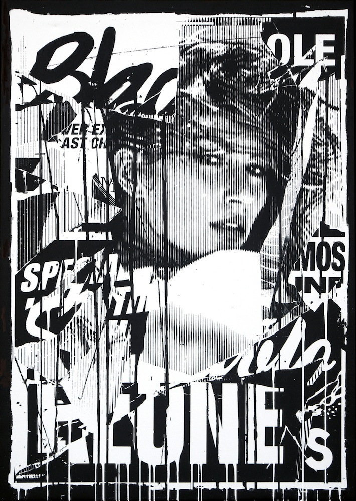 """Surfacing"" by Charlie Anderson.  84 x 60cm Screenprint.  Ed of 100 S/N.  $115"