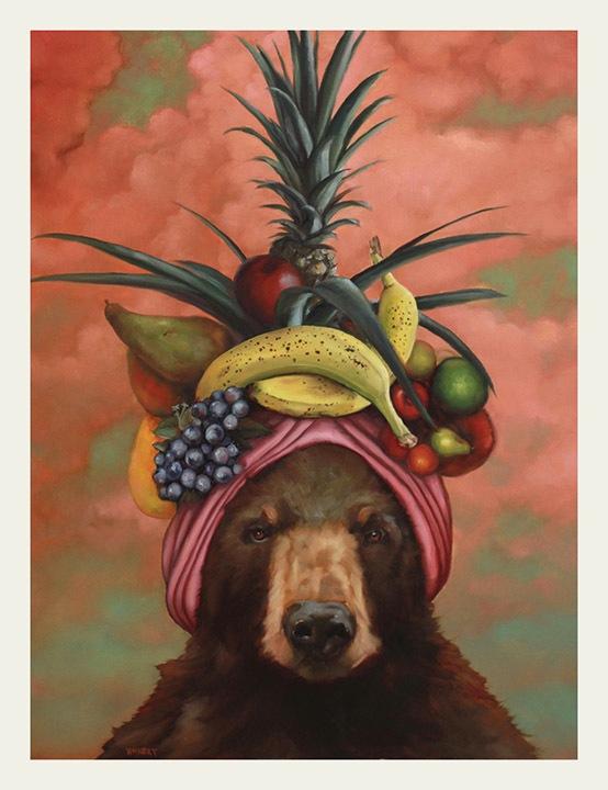 & quot; makanan ringan & quot; oleh Richard Ahnert 20 & # 038, quot; X 24.5 & quot; .. Kureedo van 40 S / N $  180