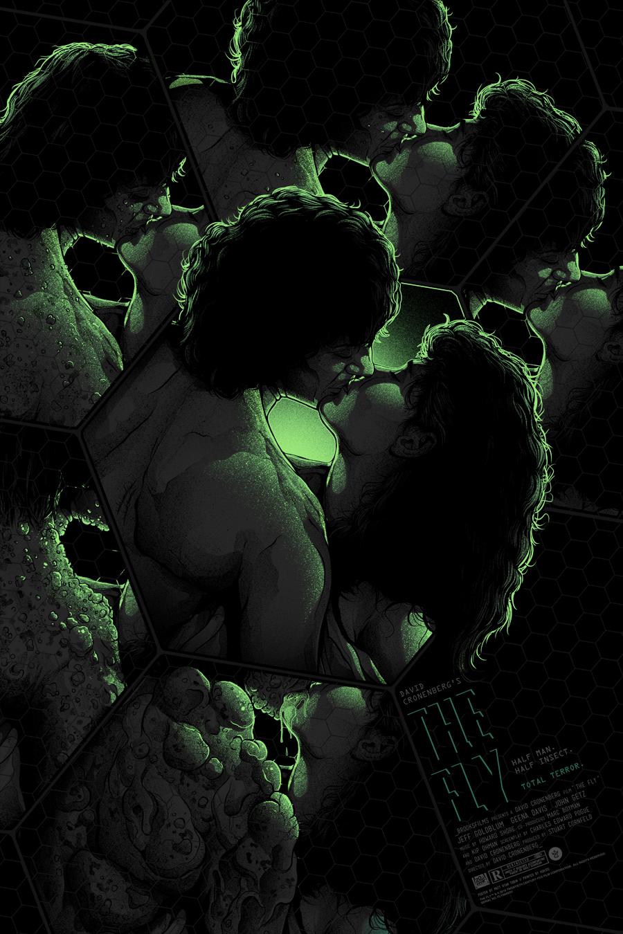 Variant image in the dark
