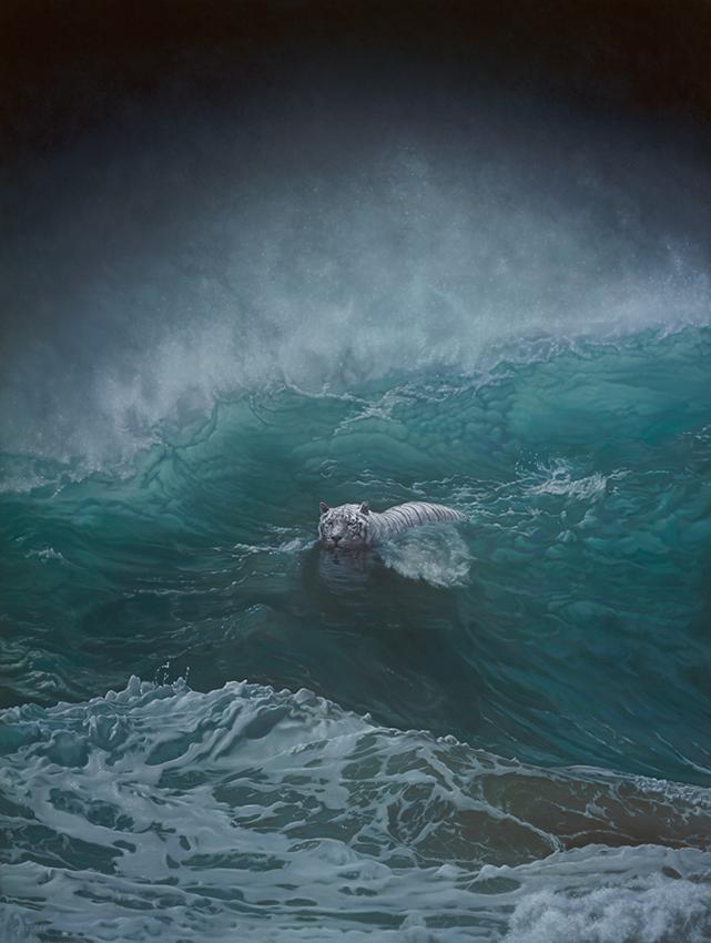 """""""Solo"""" by Joel Rea.  66 x 51cm Giclee.  Ed of 100 S/N.  $280 Aust"""