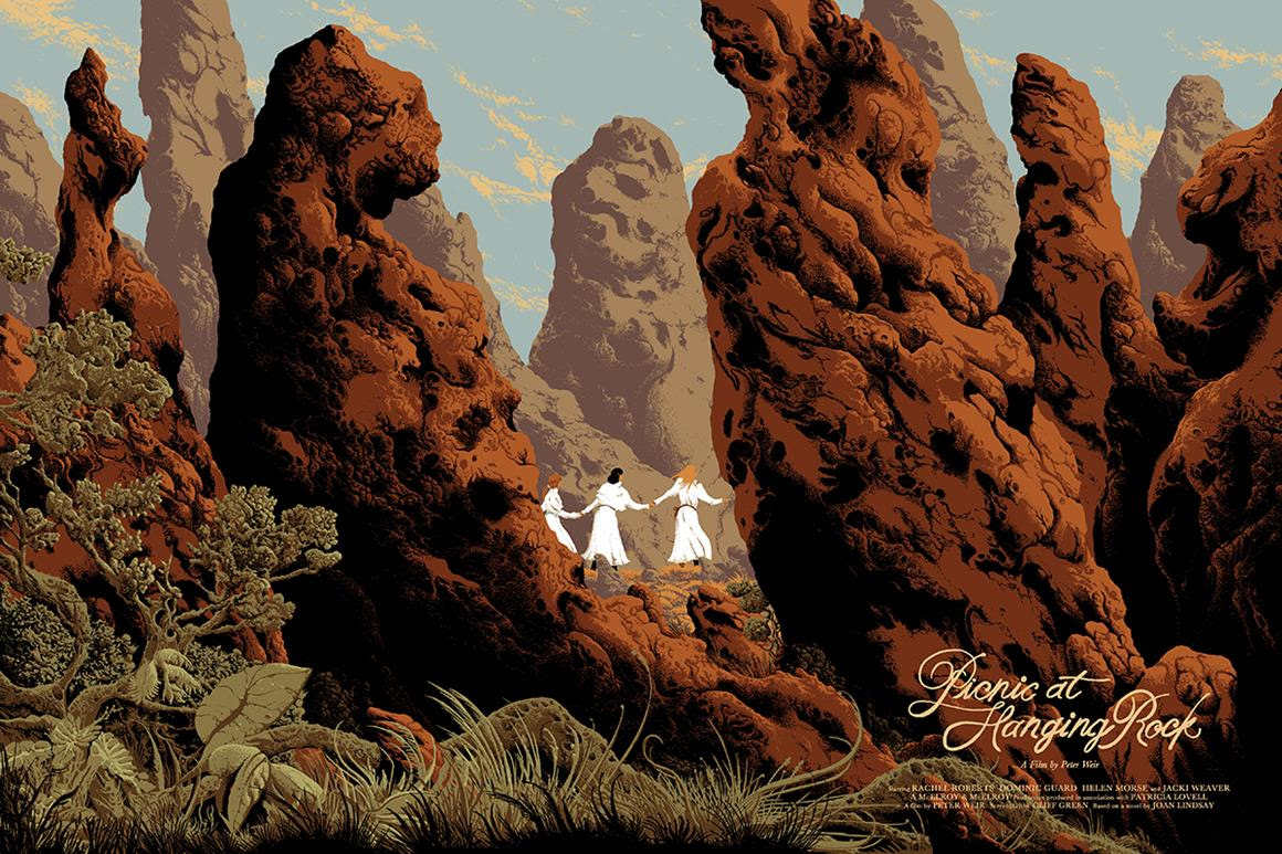 """Picnic at Hanging Rock"" by Kilian Eng"