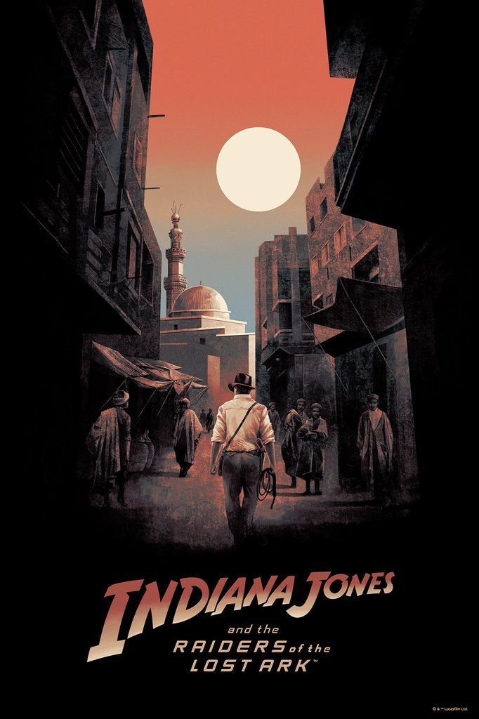 �indiana jones and the raiders of the lost ark� by hans