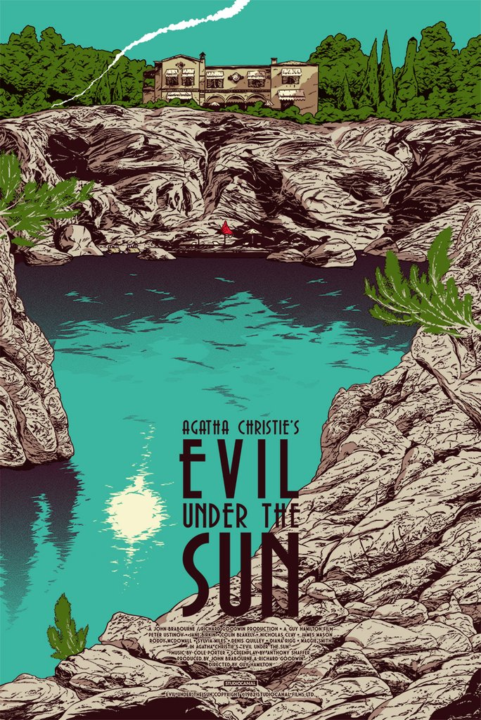 evil under the sun Find album reviews, stream songs, credits and award information for evil under the sun - original soundtrack on allmusic - 1999.