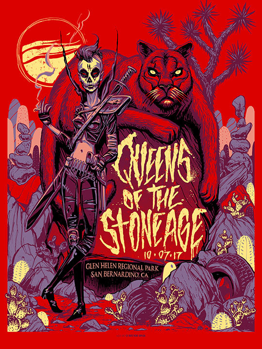 Queens of the Stone Age Tickets | Queens of the Stone Age ...