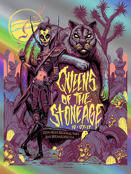 Queens Of The Stone Age 411posters